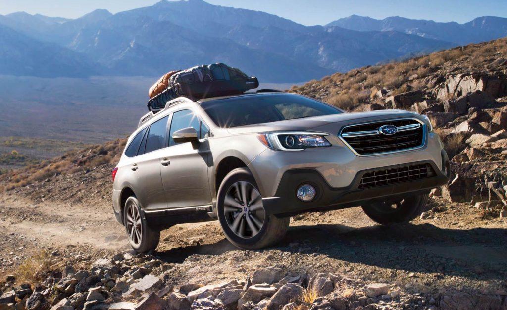 Subaru Outback chiếc Wagon dành cho gia đình