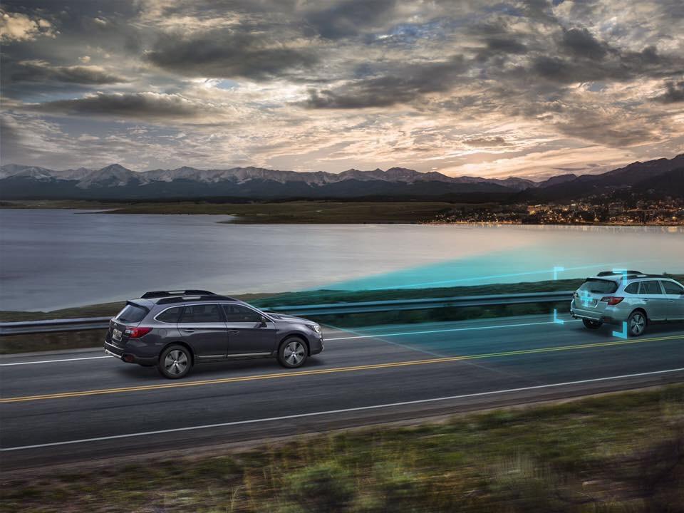 Eyesight Subaru Outback 2019