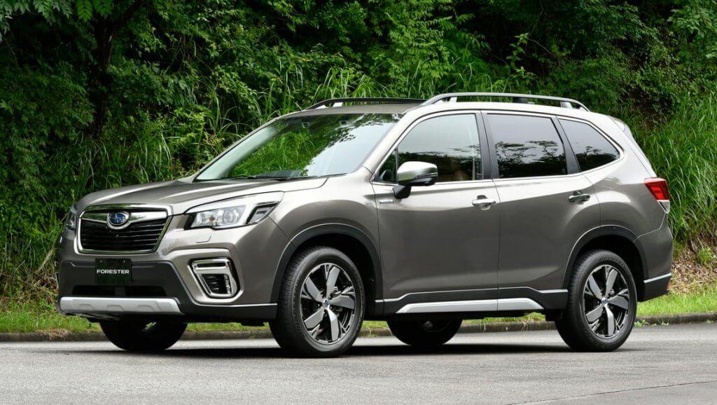 Xe Subaru Forester 2019