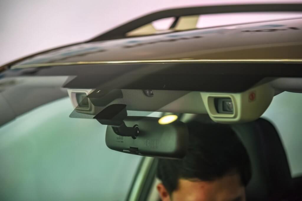 Tính năng Eyesight trên Subaru Forester 2019