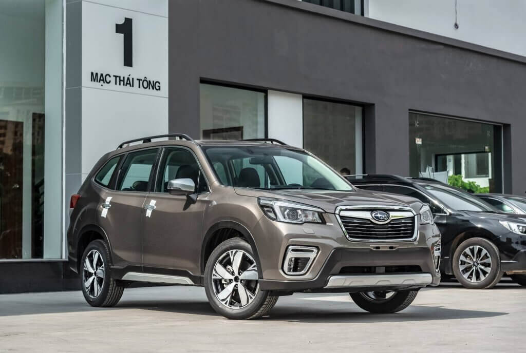 Subaru Forester 2019 khuyến mãi lớn tháng 8/2019