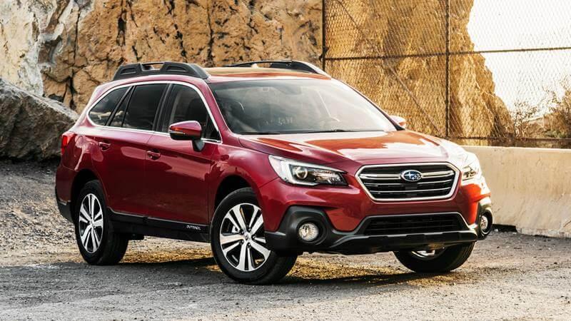 Subaru Outback 2019 khuyến mãi 200 triệu