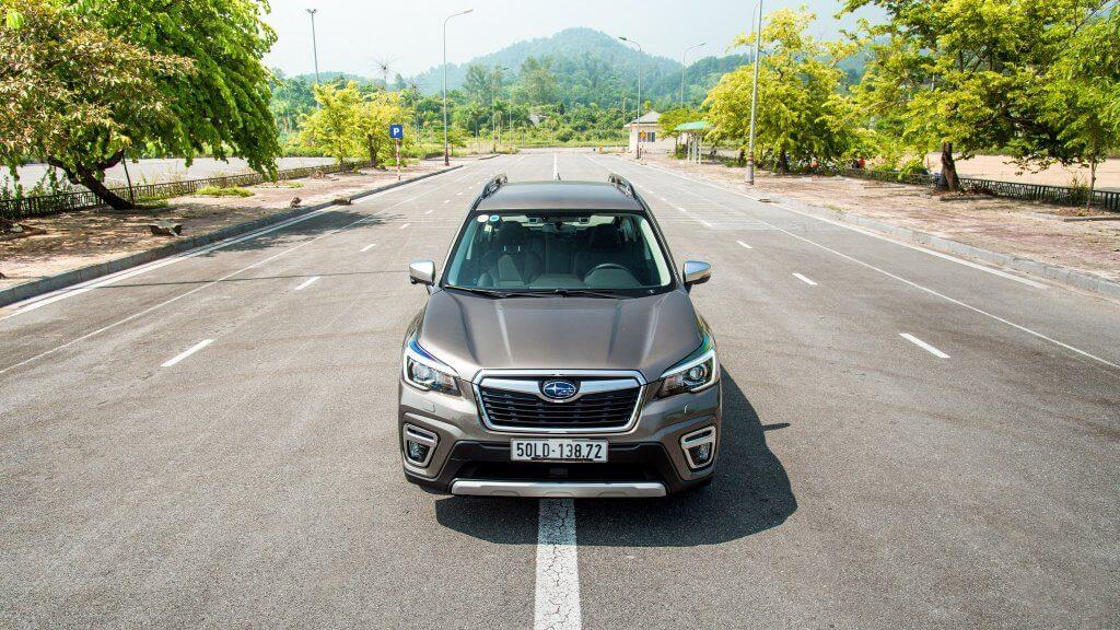 Subaru Forester Subaru Hà Nội điểm nổi bật