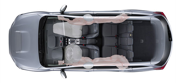 Seats, Seatbelts and SRS Airbags
